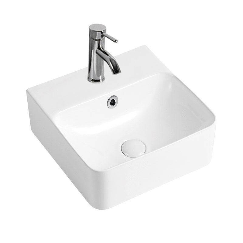 Custom Wash Basin Marble Counter